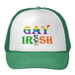El día gay de St Patrick irlandés del orgullo Gorros
