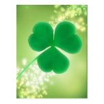 El día irlandés de San Patricio de las chispas del Postales