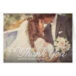 El día más dulce el | que se casa le agradece tarj felicitación