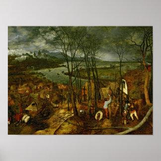 El día melancólico - primavera, 1559 impresiones