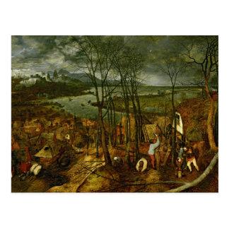 El día melancólico - primavera, 1559 tarjetas postales