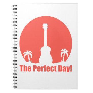 El día perfecto notebook