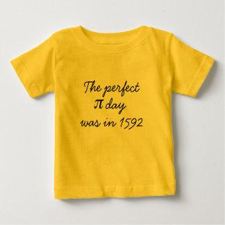 El día perfecto del pi estaba en 1592 remera
