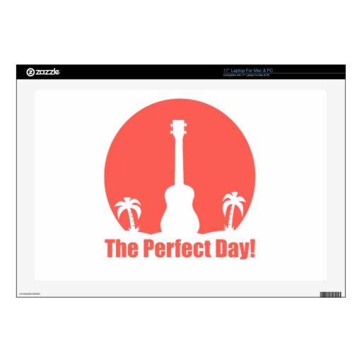 El día perfecto portátil 43,2cm skin