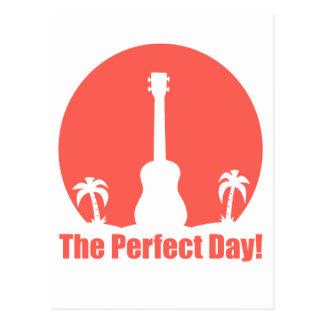 El día perfecto postal