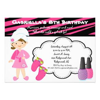 El día rosado y negro del balneario de los chicas