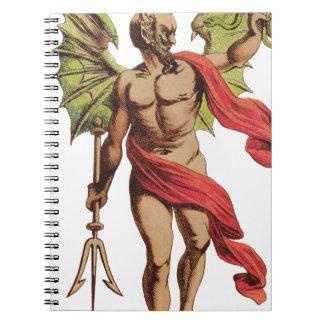 El diablo note book