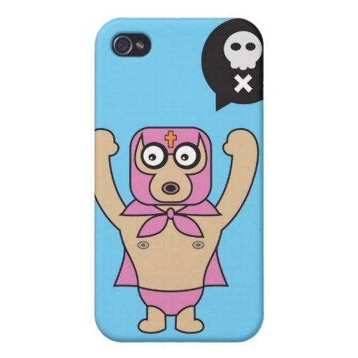 EL Diablo iPhone 4/4S Funda