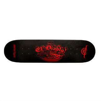 El Diablo Skateboard