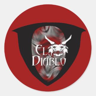 El Diablo Stickers