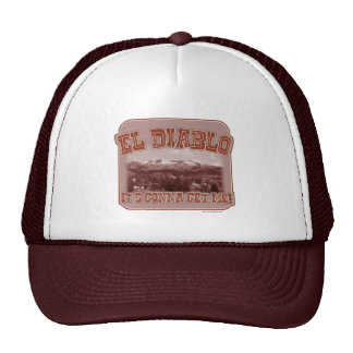 El Diablo Trucker Hat