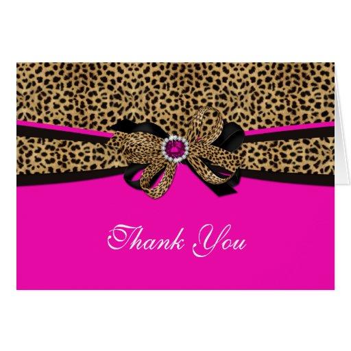 El diamante artificial rosado de la gema del estam tarjeta de felicitación