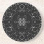 El diamante flamea fractal