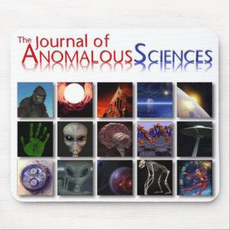 El diario de ciencias anómalas mouse pads