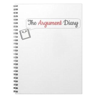 El diario de la discusión - cuaderno de la carpeta