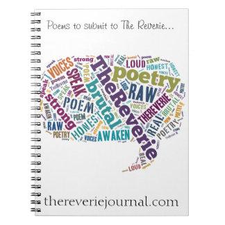 El diario de Wordle del ensueño Libro De Apuntes Con Espiral
