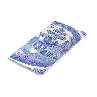 El diario para los amantes del sauce azul China Cuadernos
