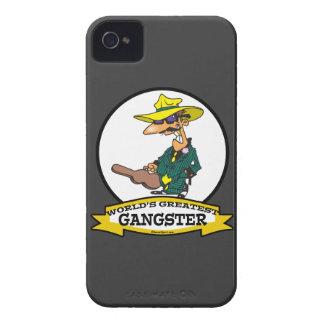 EL DIBUJO ANIMADO MÁS GRANDE DE LOS HOMBRES DEL GÁ iPhone 4 Case-Mate PROTECTORES