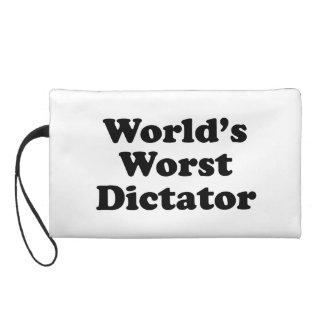 El dictador peor del mundo