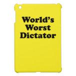 El dictador peor del mundo iPad mini coberturas