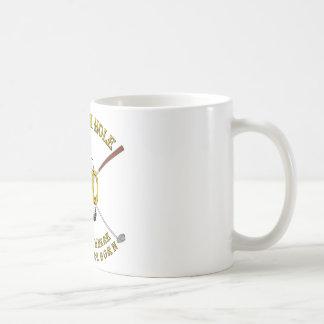 El diecinueveavo agujero taza de café