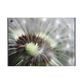 El diente de león siembra floral iPad mini carcasa