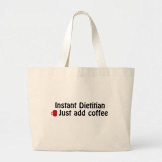 El dietético inmediato, apenas añade el bolso de c bolsa