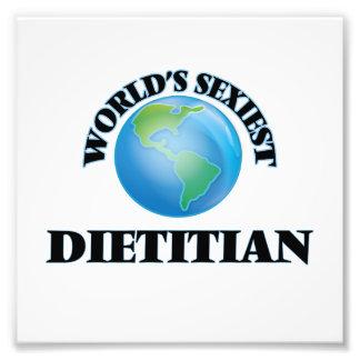 El dietético más atractivo del mundo fotografias