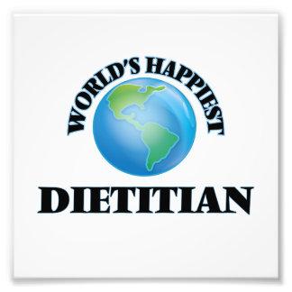 El dietético más feliz del mundo impresiones fotograficas