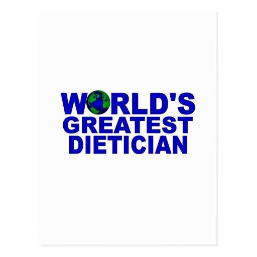 El dietético más grande del mundo postal