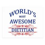 El dietético más impresionante del mundo postales