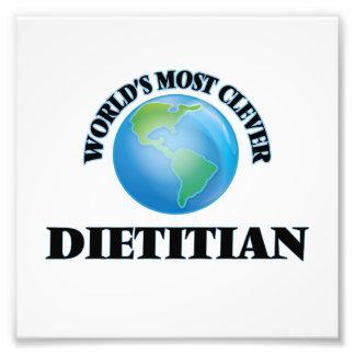 El dietético más listo del mundo impresiones fotográficas