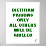 El dietético que parqueaba solamente todos los otr impresiones