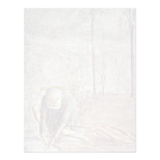 El dinero del tributo por Masaccio (la mejor calid Membrete A Diseño