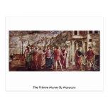El dinero del tributo por Masaccio Postales