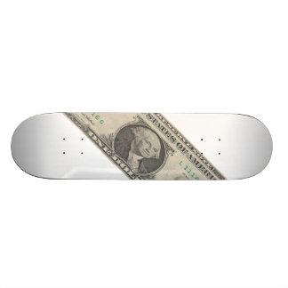 El dinero grande dibuja la cubierta