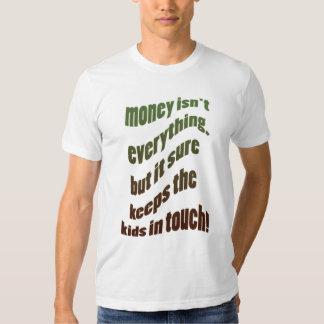 El dinero no es todo poleras