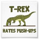 El dinosaurio de Rex del Tyrannosaurus odia pector Cojinete