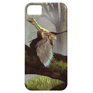 El dinosaurio pasado iPhone 5 funda