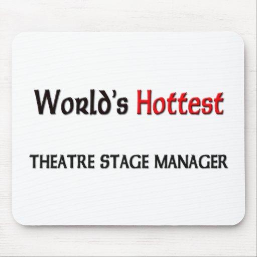 El director de escena más caliente del teatro del  tapete de ratones