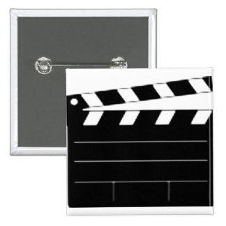 El director de película cineasta toma 1 pins