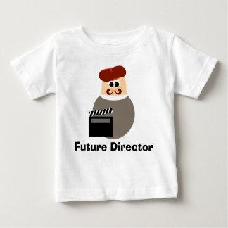 El director de película futuro embroma la camiseta playeras