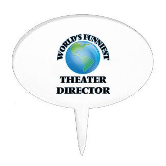 El director más divertido del teatro del mundo figuras para tartas