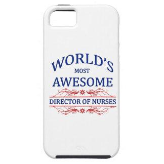 El director más impresionante Of Nurses del mundo iPhone 5 Carcasa