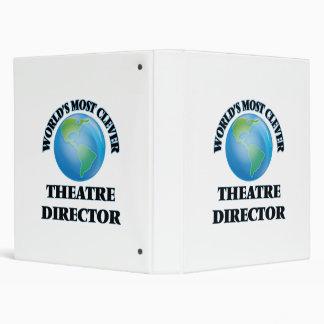 El director más listo del teatro del mundo