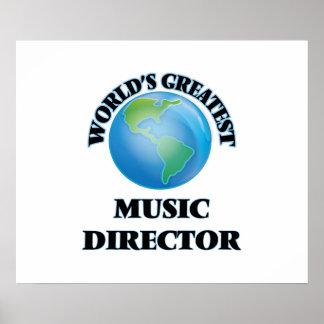 El director musical más grande del mundo poster