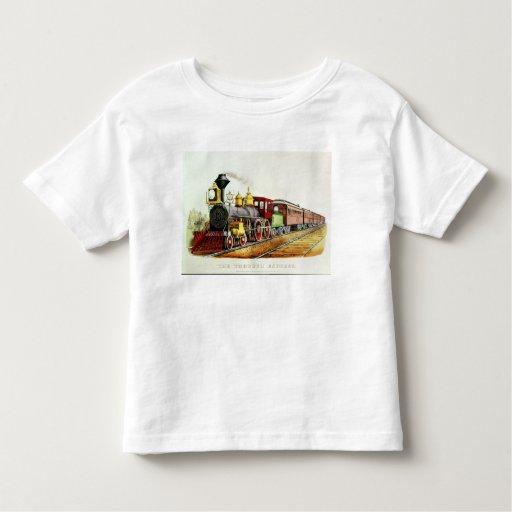 El directos expresan tee shirts