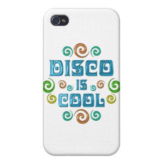 El disco es fresco iPhone 4 protector