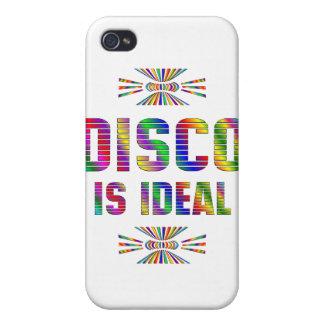 El disco es ideal iPhone 4 cárcasas