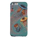 El disco Medusae de Ernst Haeckel Funda De iPhone 6 Barely There